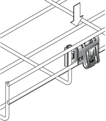 AGRAFE F-CLIP