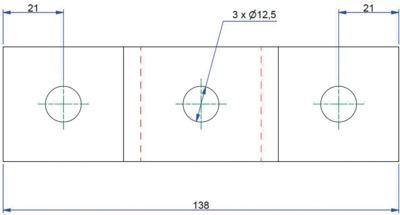 OMEGA STRUT 41x21 - PS 929
