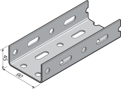 SUPPORTS GLISSIERES