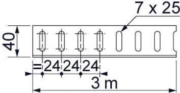 CORNIERE A 565 - 3M