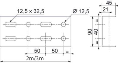 UN 90x45 - 2M