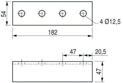 ECLISSE STRUT 41x41 - PS 616