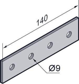 RECTANGLE 140x35