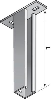 PENDARDS STRUT 41x41 - PS651